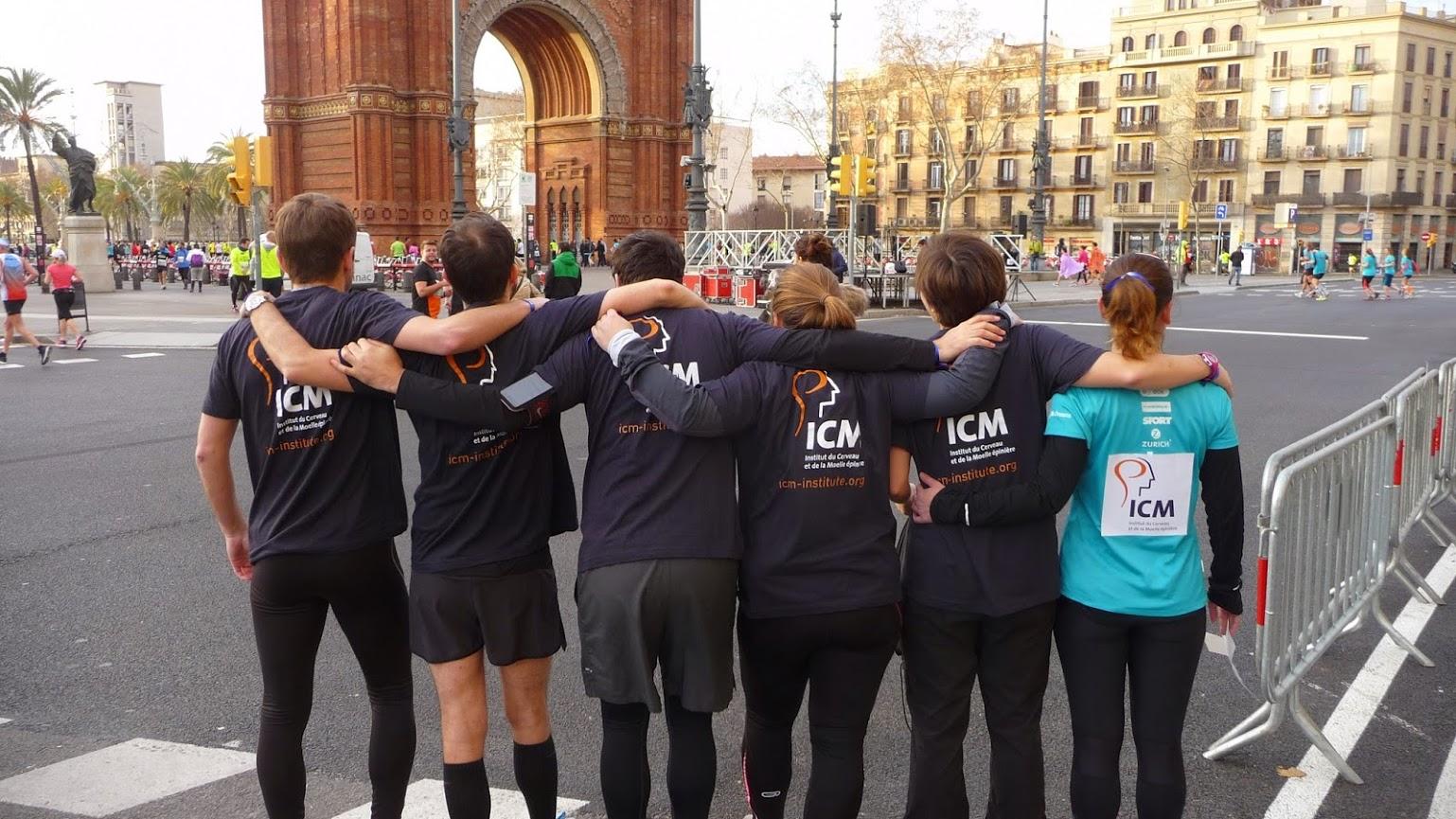 course pour l'ICM