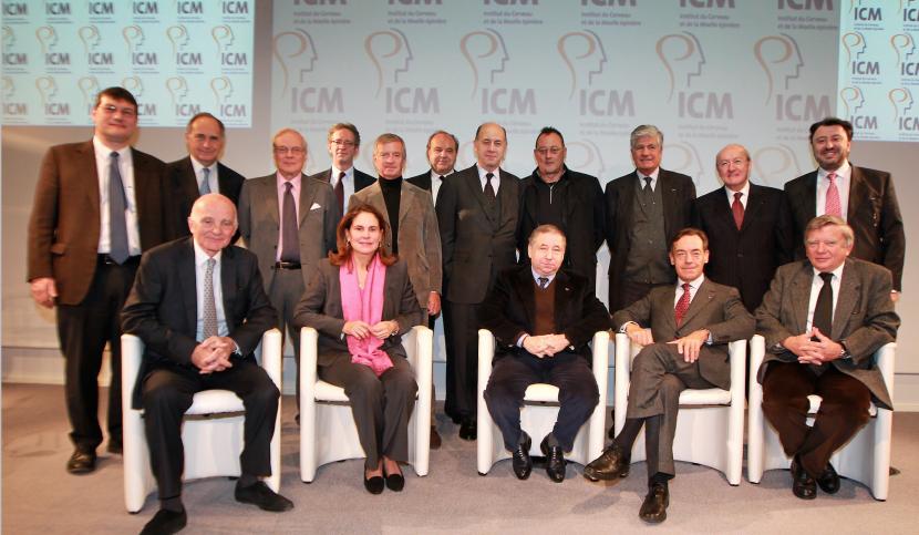 Conseil d'Administration de l'ICM