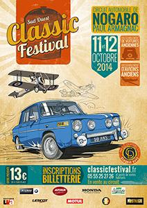 Affiche de l'évènement © Classic Festival