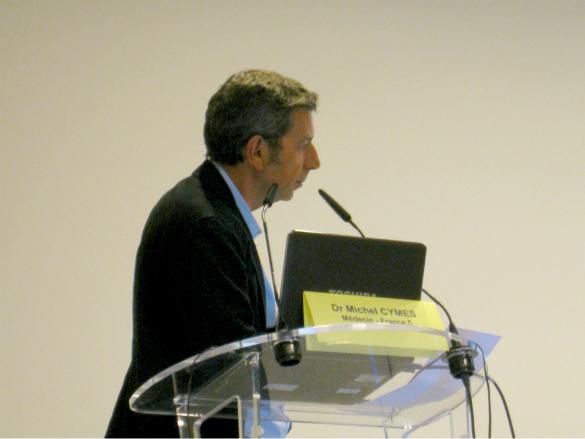 Le Dr. Michel Cymès
