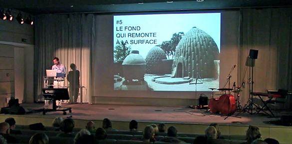 Mathieu Lehanneur conférence