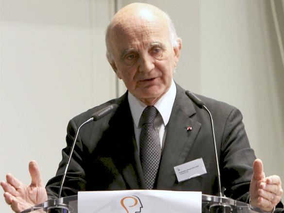Le Pr. Gérard Saillant