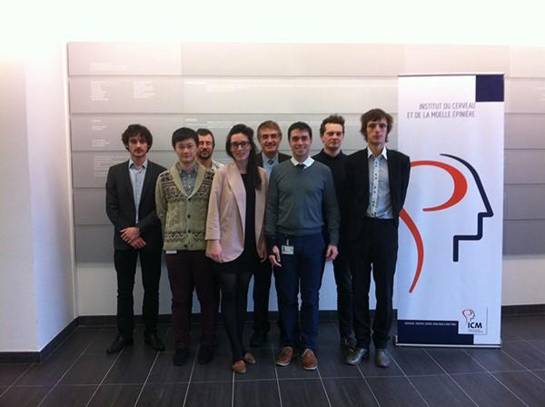L'équipe de BioSerenity