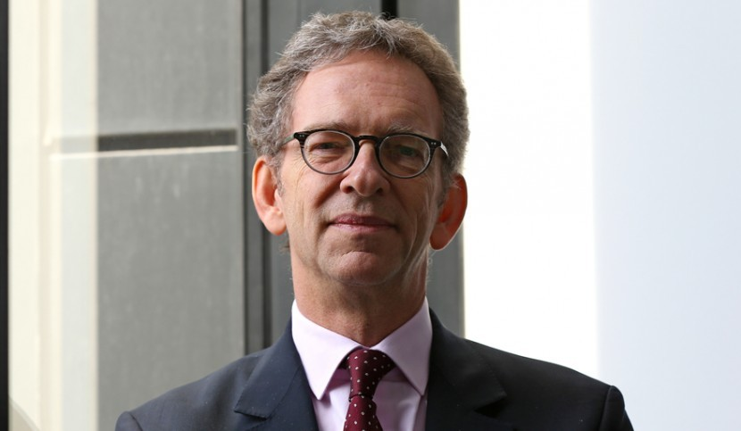 Photography of Alexis Brice, Director General of the ICM