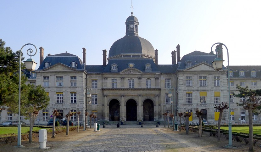 Photo de de l'Hôpital Universitaire Pitié Salpêtrière