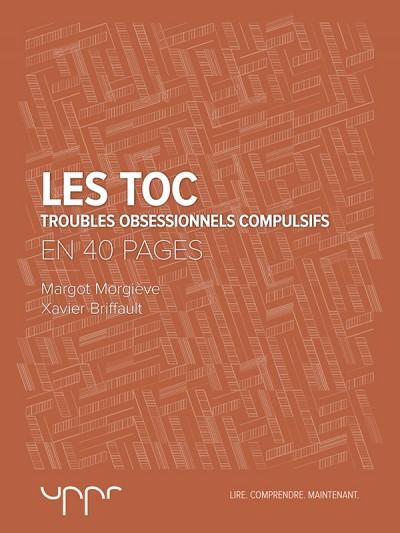 """Couverture du livre """"Les toc en 40 pages"""""""