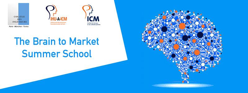 Summer School : « Brain to Market »
