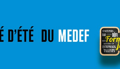 Université d'été du MEDEF