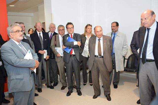 Photo Inauguration TEP IRM