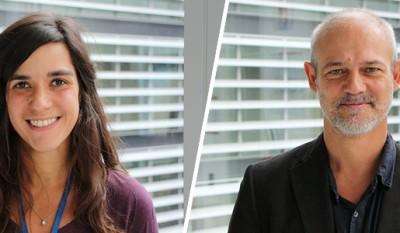 Margot Morgiève, chercheuse en sociologie de la santé mentale, ICM-CERMES3, et Xavier Briffault, chercheur en sciences sociales et philosophie de la santé mentale au CNRS-CERMES3
