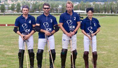 Le Groupe Lucien Barrière soutient l'ICM à l'occasion de Barrière Deauville Polo Cup 2019