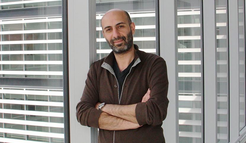 Bassem Hassan, directeur scientifique de l'ICM a reçu le prix Roger de Spoelberch.